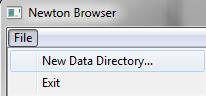 newton browser