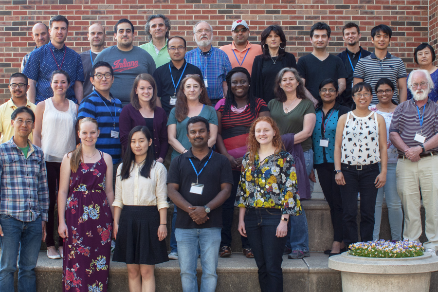 2018 NMRFAM Beginner's Workshop Group photo